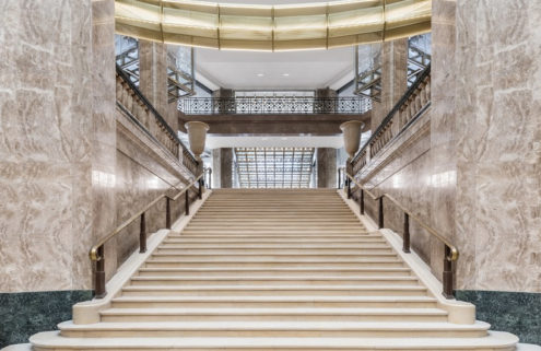Paris' new Galeries Lafayette store scratches a historical itch