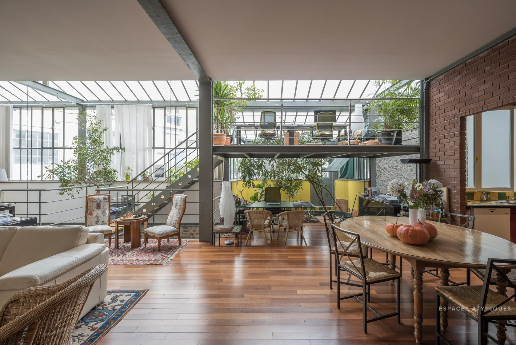 Paris home with its own climbing wall lists for €2.4m