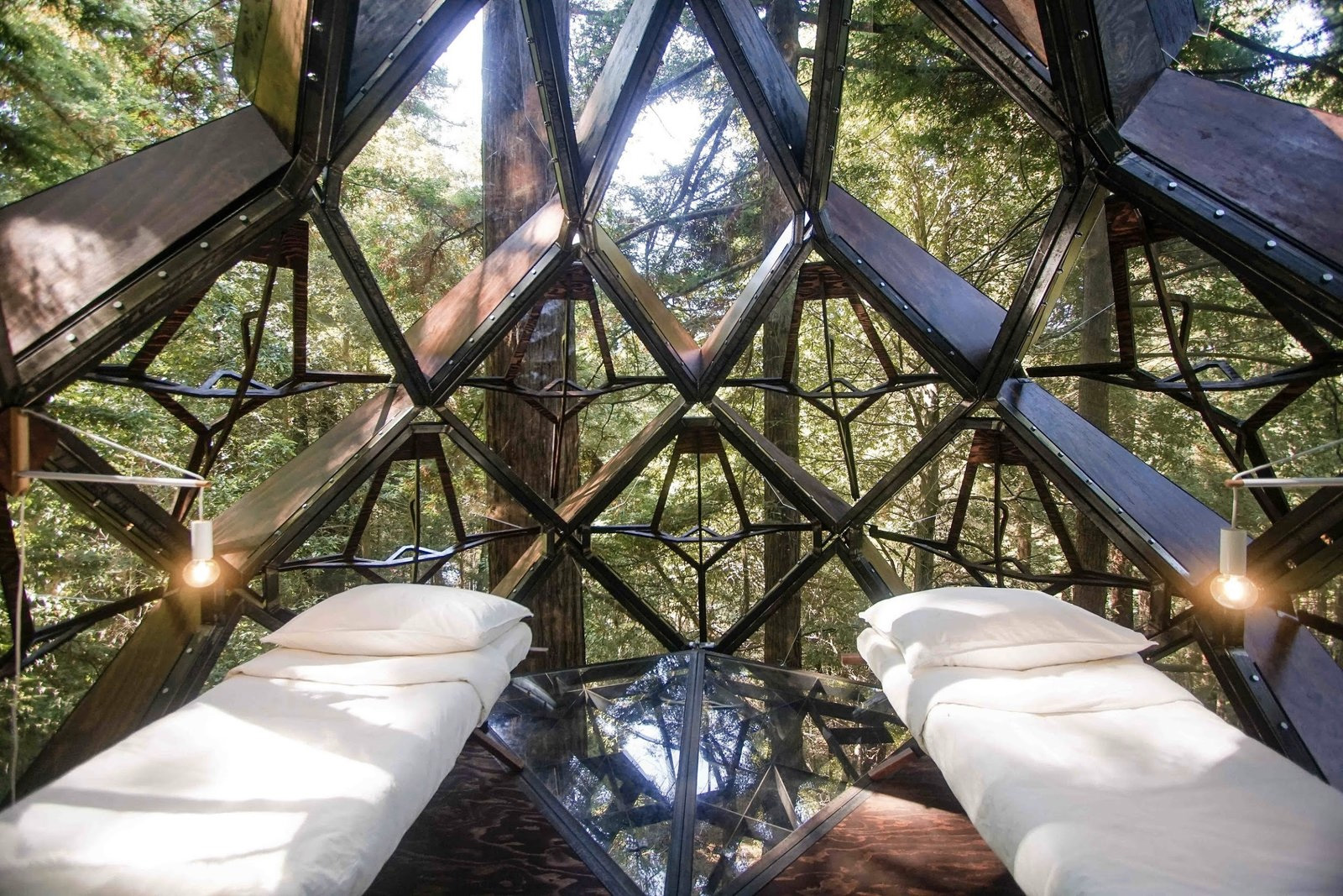 This Pinecone treehouse could be yours for $150,000