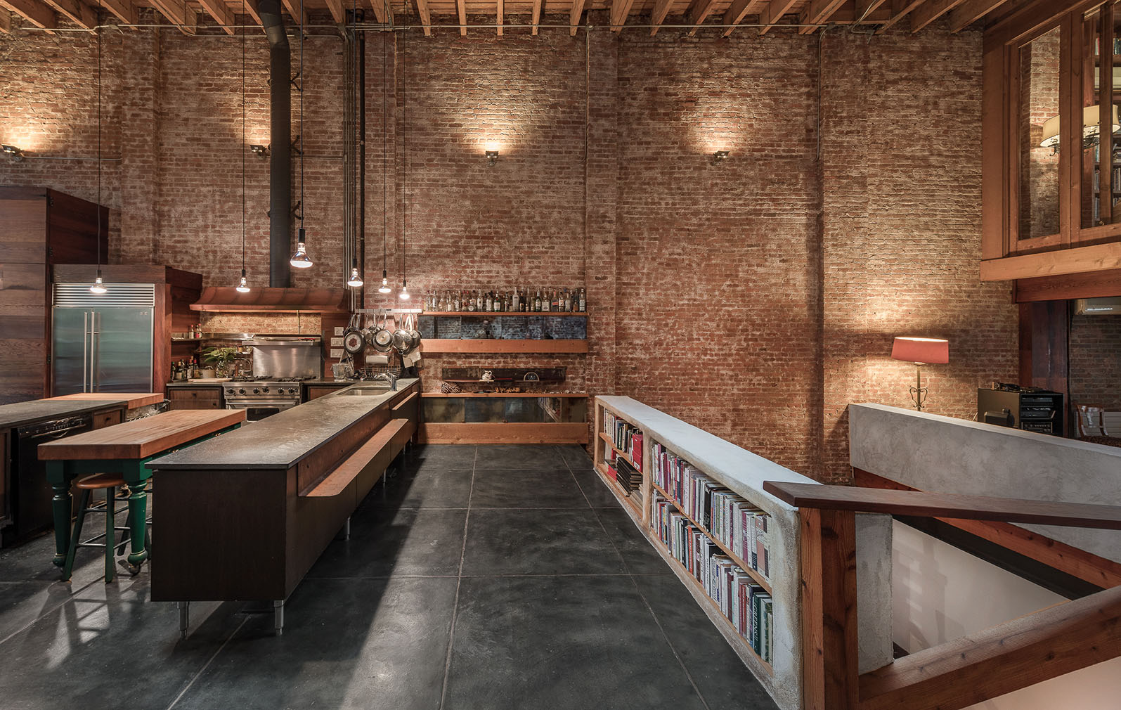 A set designer's warehouse studio is for sale in Manhattan