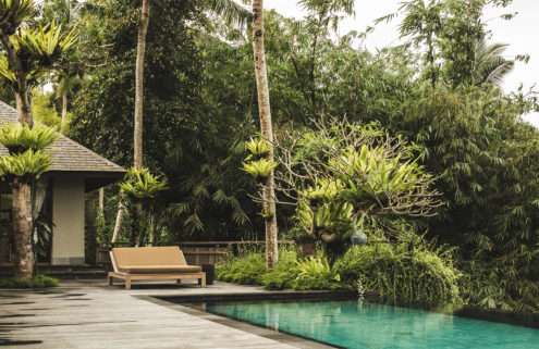Rumah Hujan is a tropical Balinese hideaway