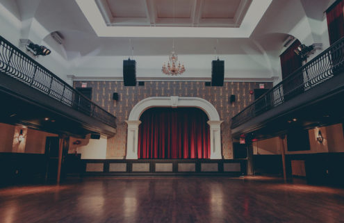 Toronto landmark The Great Hall is for sale
