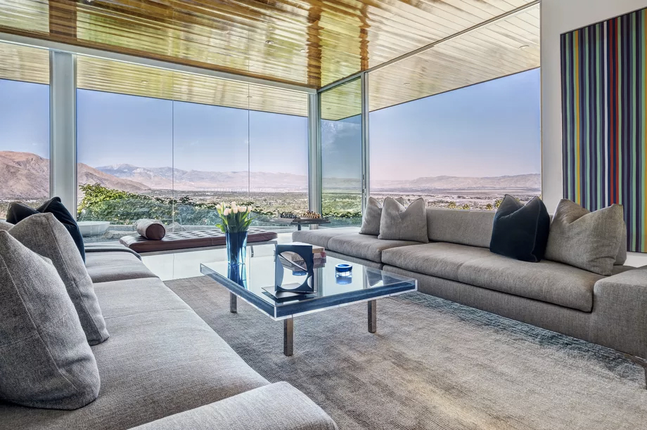 Lance O'Donnell designed Palm Spring pad hits the market for $3.5m