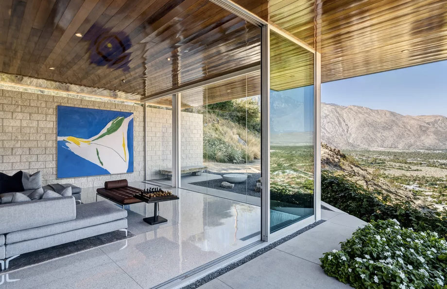 Palm Springs pad for sale by Lance ODonnell