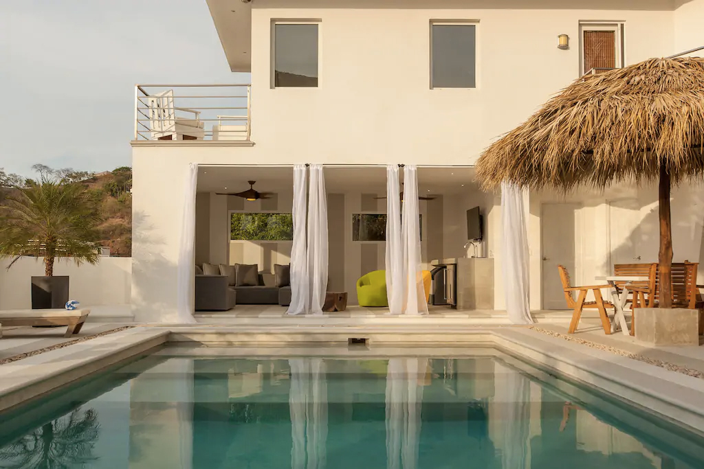 Casa Ilios - Costa Rican holiday home for rent in Tamarindo