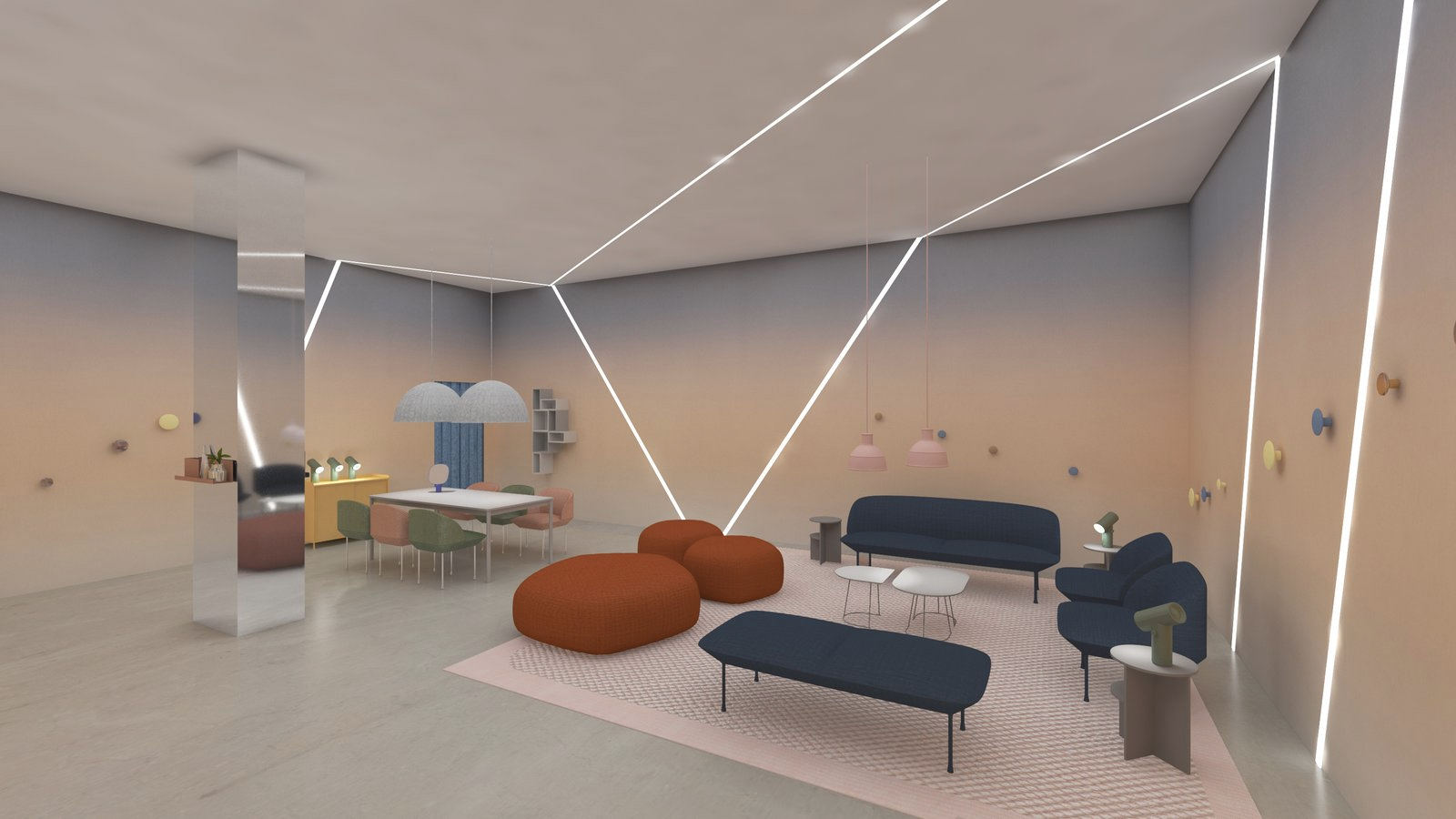 10 must-see installations at Milan Design Week: Google's 'Space for Being'