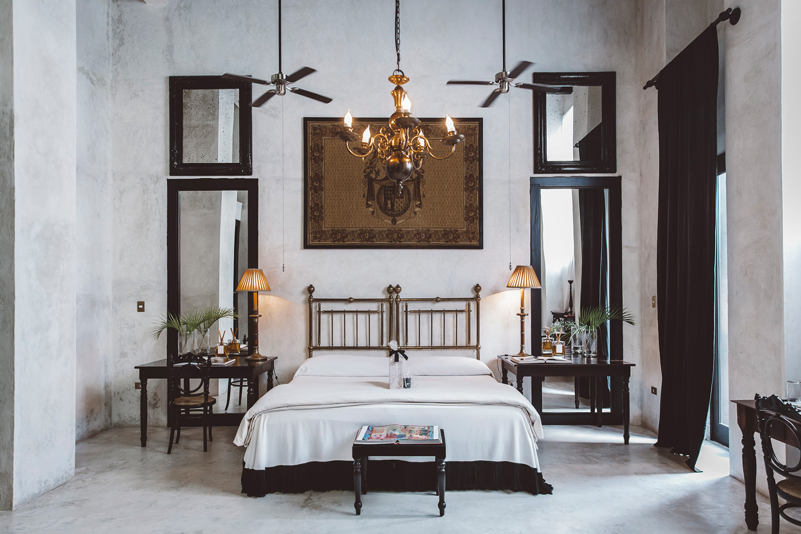 Step inside a perfumer's historic holiday home in Valladolid, Mexico