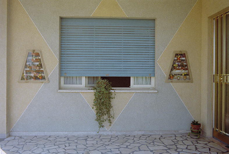 Discover the colourful world of Luigi Ghirri's Modena