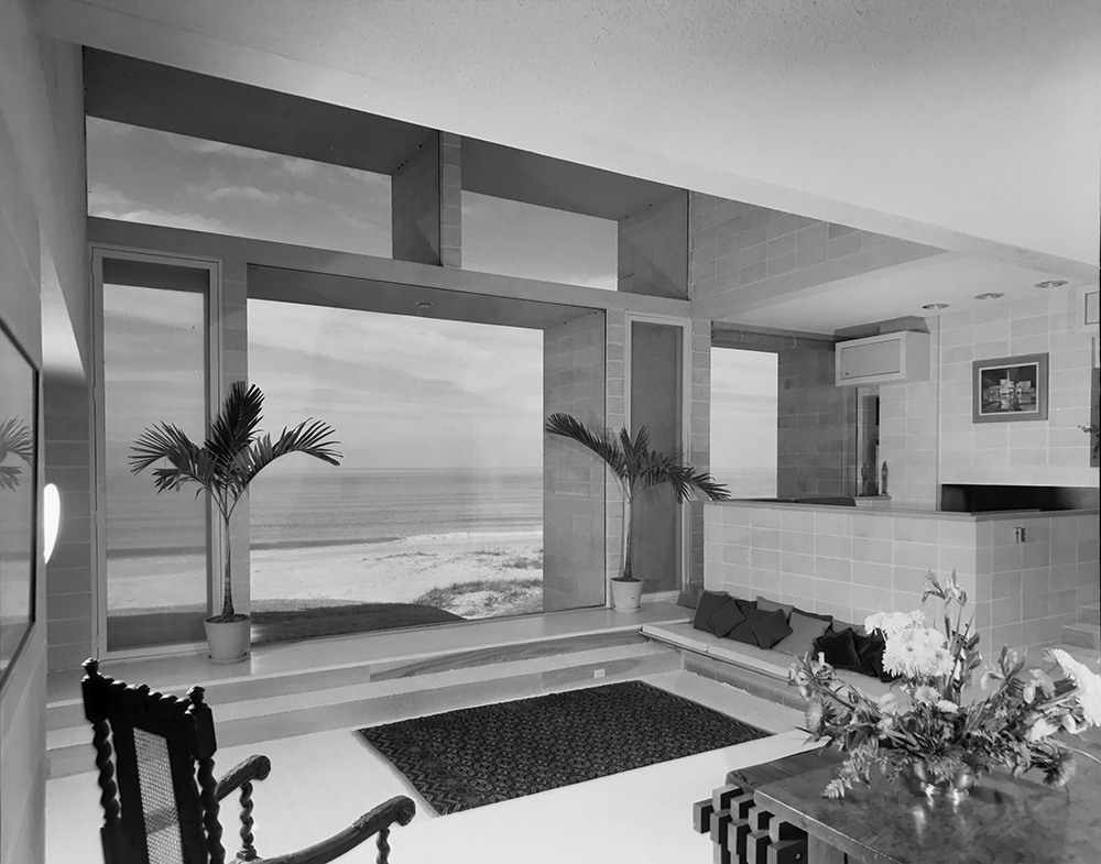 Paul Rudolph's iconic Milam Residence is for sale in Miami