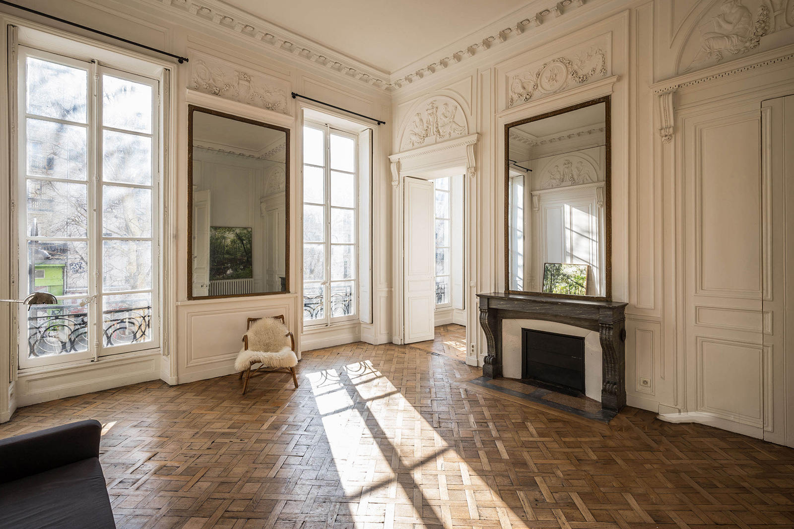 6 exceptional Paris properties for sale right now - The Spaces