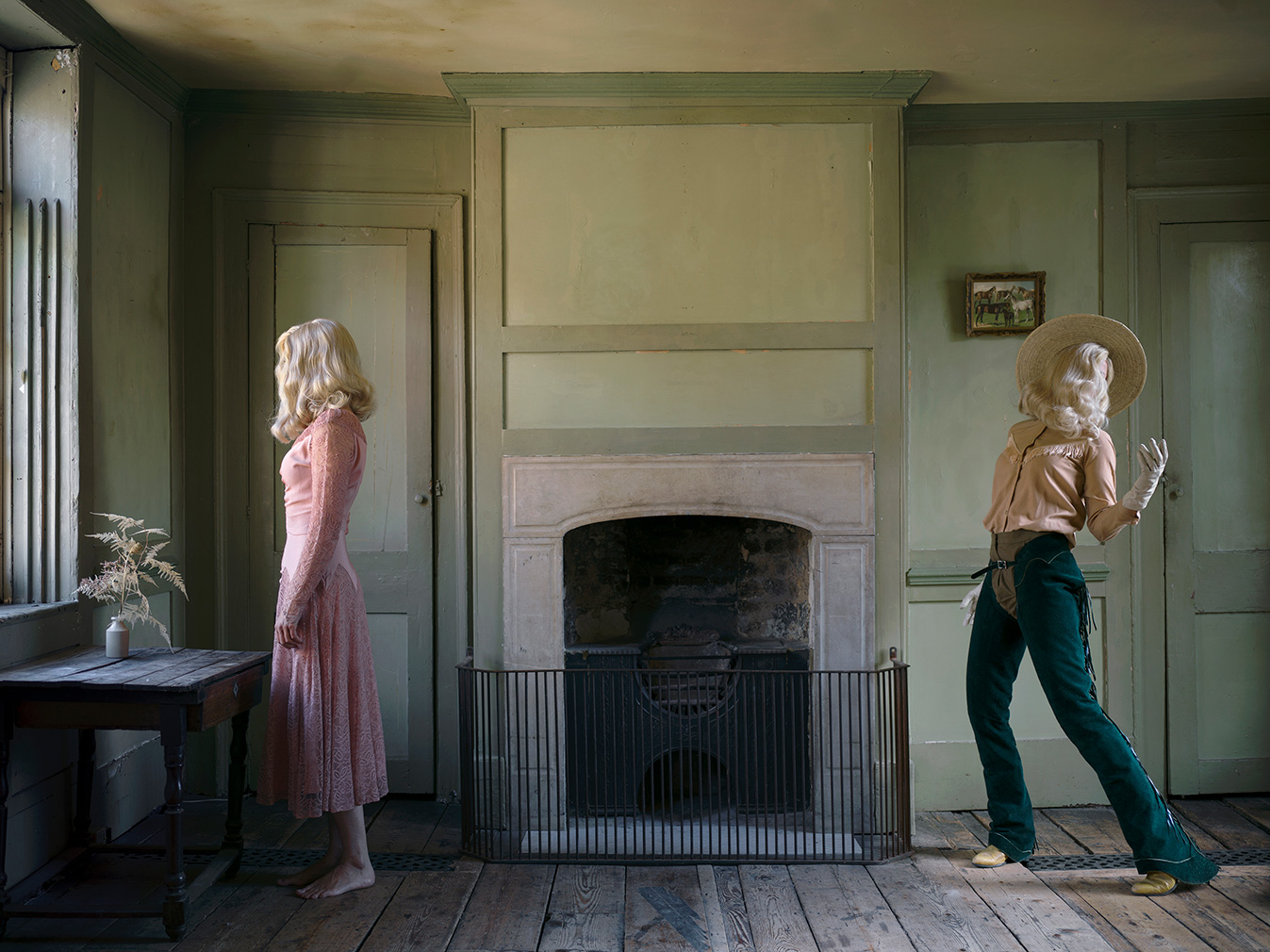 'She Could Have Been a Cowboy'. Photography: Anja Niemi (c) 2019
