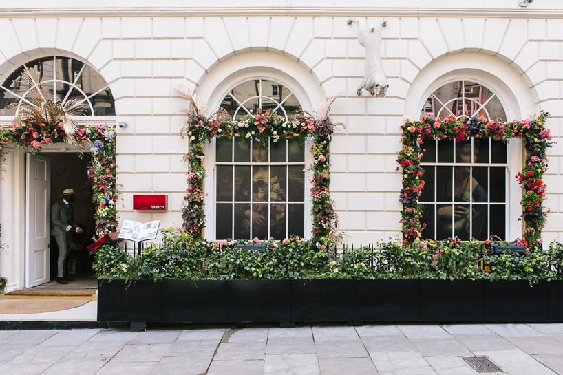 Instagram's favourite London restaurant is filled with blooming gardens: Façade by Rebel Rebel