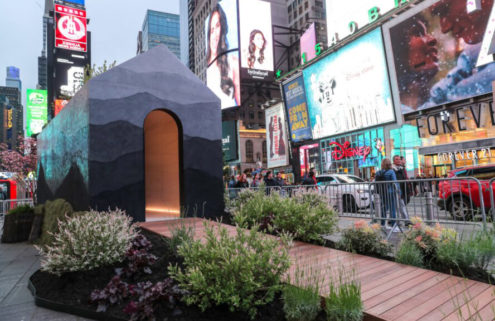 Is this New York's tiniest home yet?