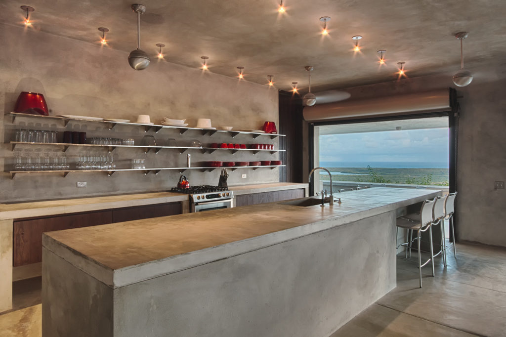 This brutalist eco-home is for sale on Puerto Rico's Vieques