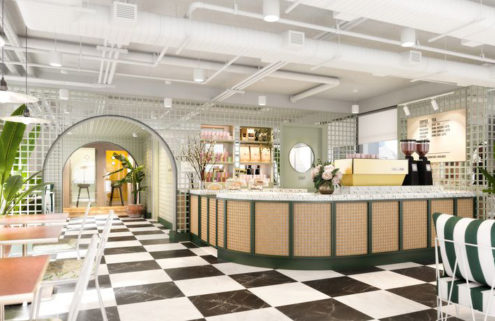 Sneak a peek at The Wing's London outpost – opening soon