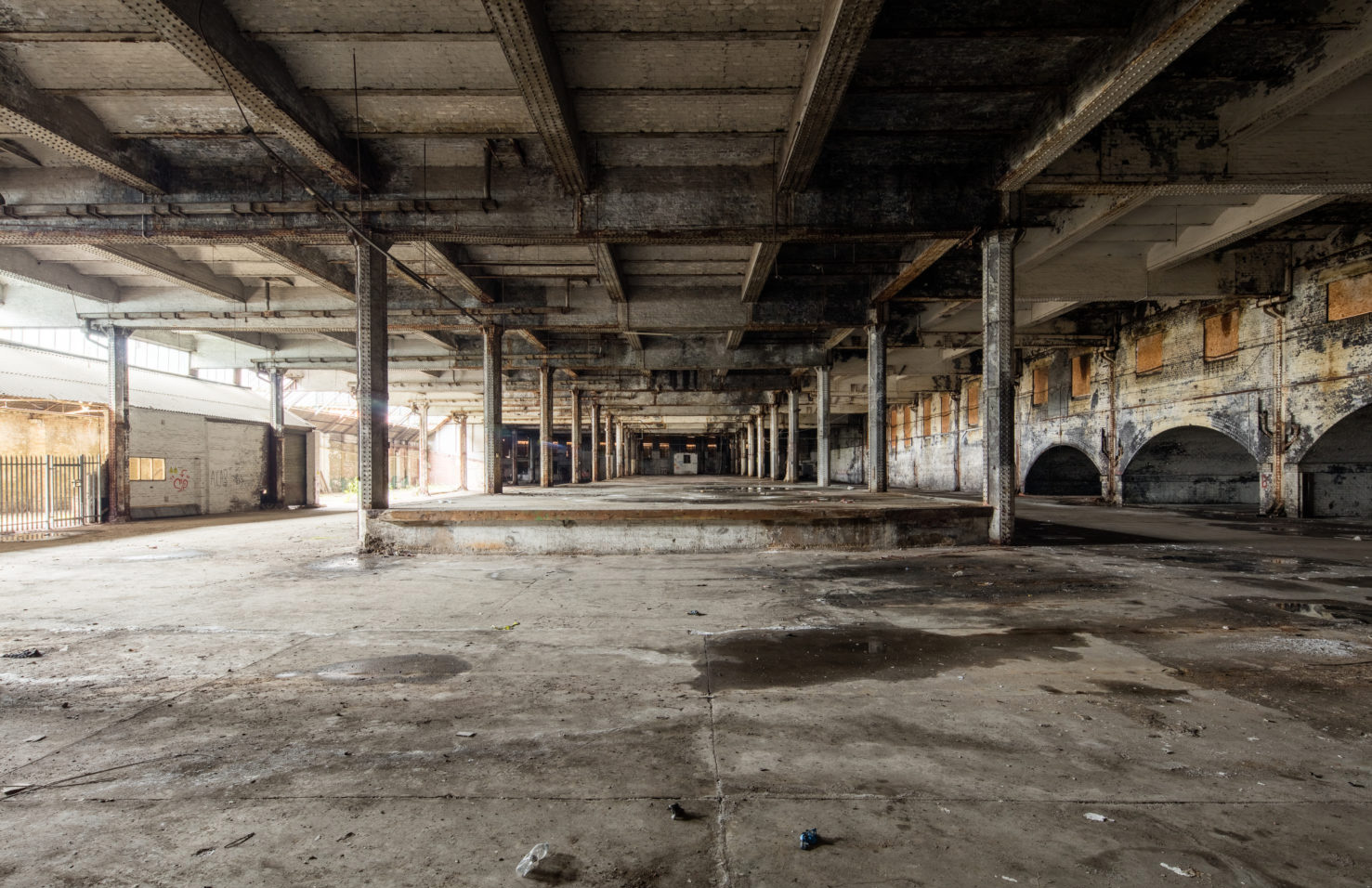 Manchester's defunct former train station to be transformed into 10,000 capacity venue