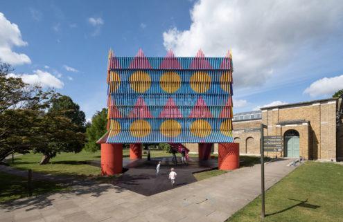 Dulwich's Colour Palace pavilion is for sale
