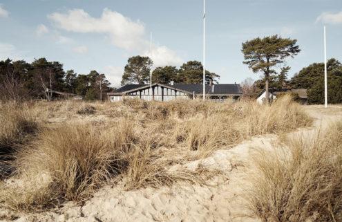 Historic 1930s beach resort for sale in Sweden's Skåne