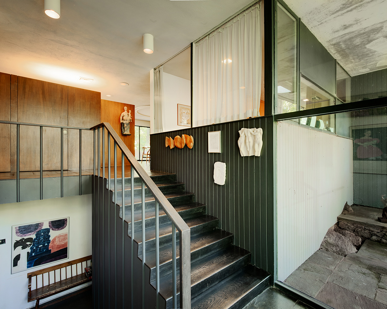 Richard Neutra's Corwin House hits the market in Connecticut for the first time ever