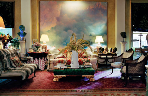 Explore the treasure-filled New York home of art historian John Richardson