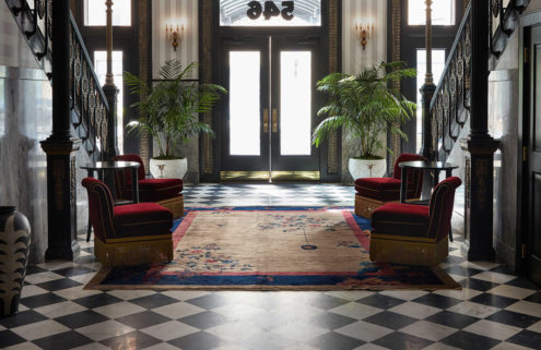 It's all in the details at New Orleans' Maison de la Luz hotel