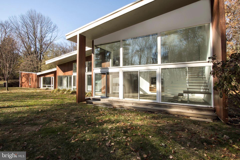 Marcel Breuer's Lauck House