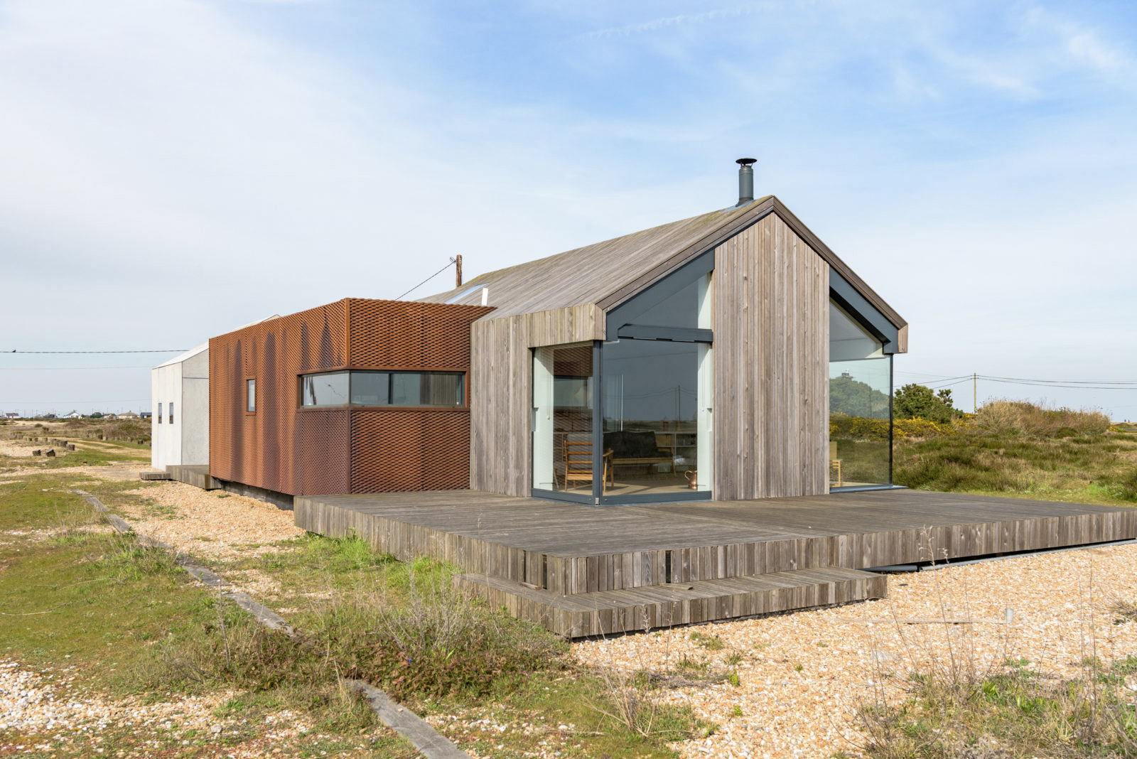 Dungeness's award-winning Pobble House is for sale