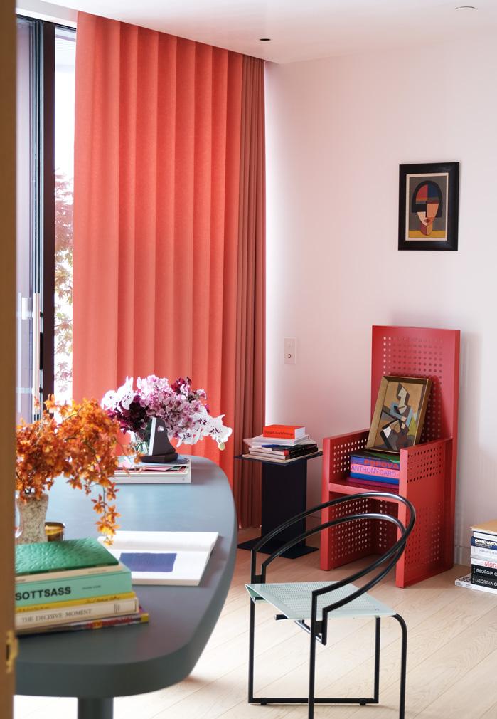 Roksanda Ilinčić Designed King S Cross Penthouse Lists For