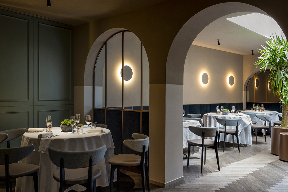 Vitelle d'Oro restaurant in Udine