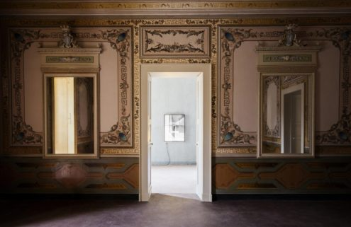 This Puglian palazzo turned hotel mixes contemporary art with historic architecture