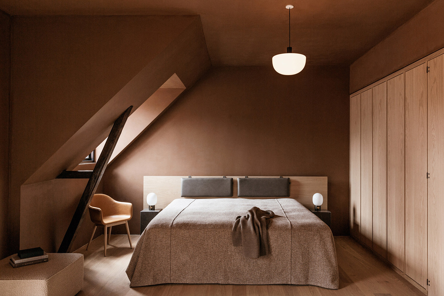 You can stay overnight in Menu's new Copenhagen showroom