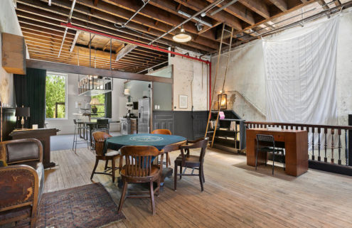 Converted fire station hits the market for $5.3m in Brooklyn