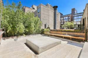 Converted firehouse for sale in Williamsburg, Brooklyn features its own rooftop terrace