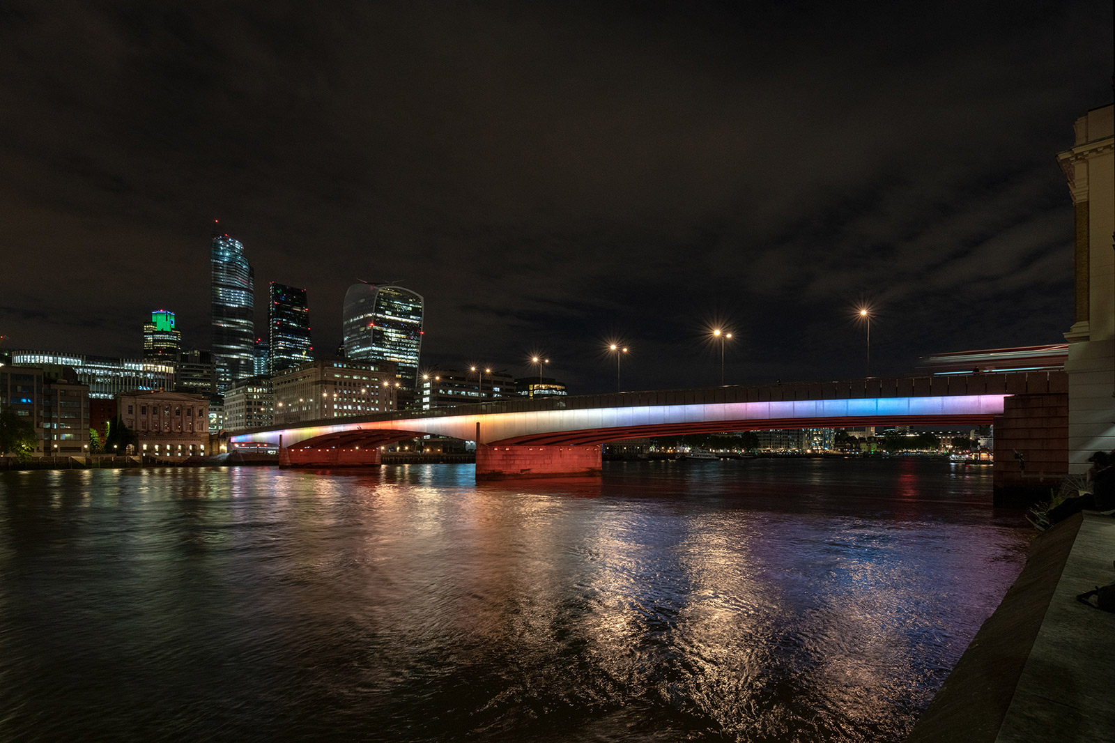 London Bridge. Photography: James Newton