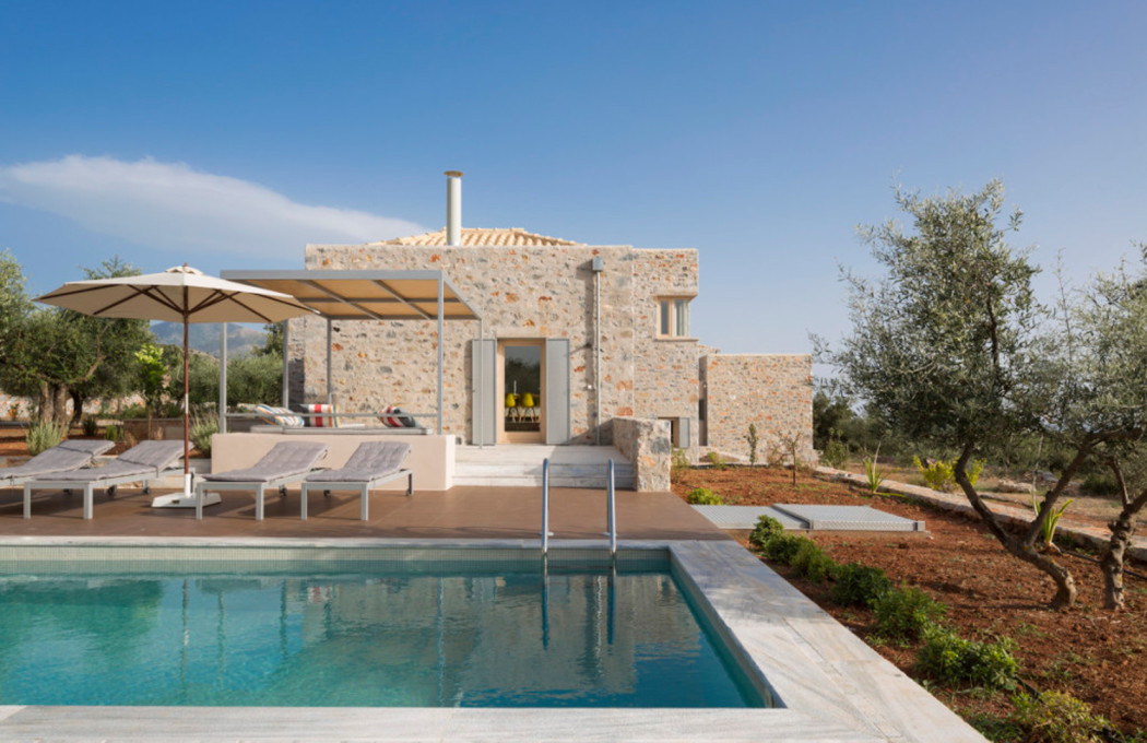 The Architect's villa by hhharchitects