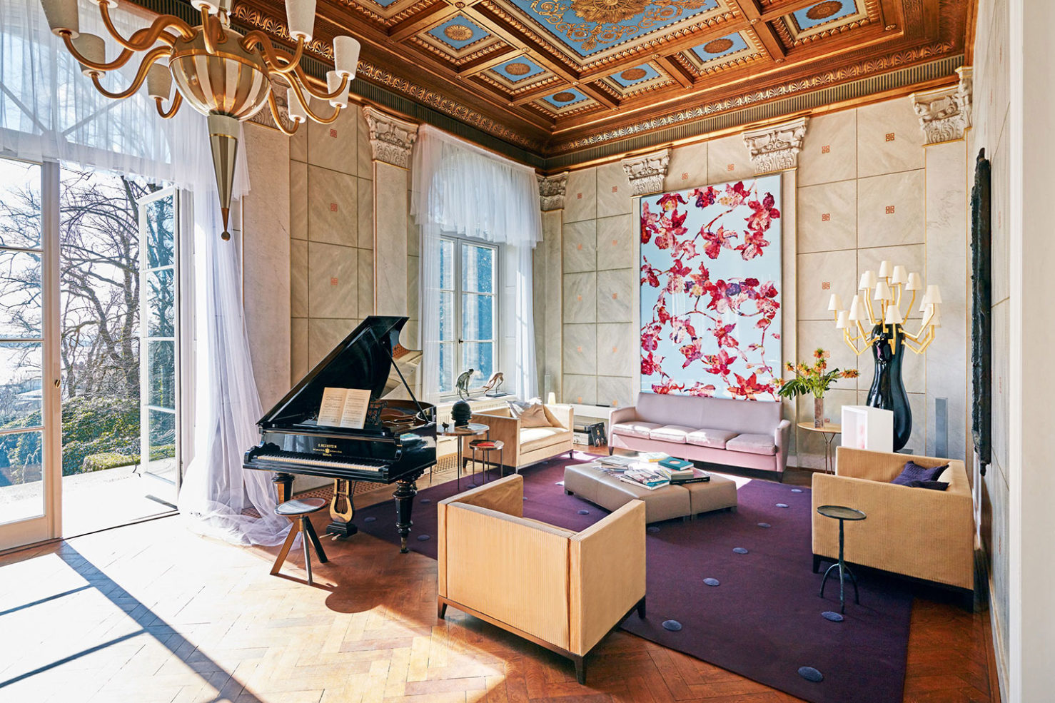 Karl Lagerfeld's Villa Jako is for sale