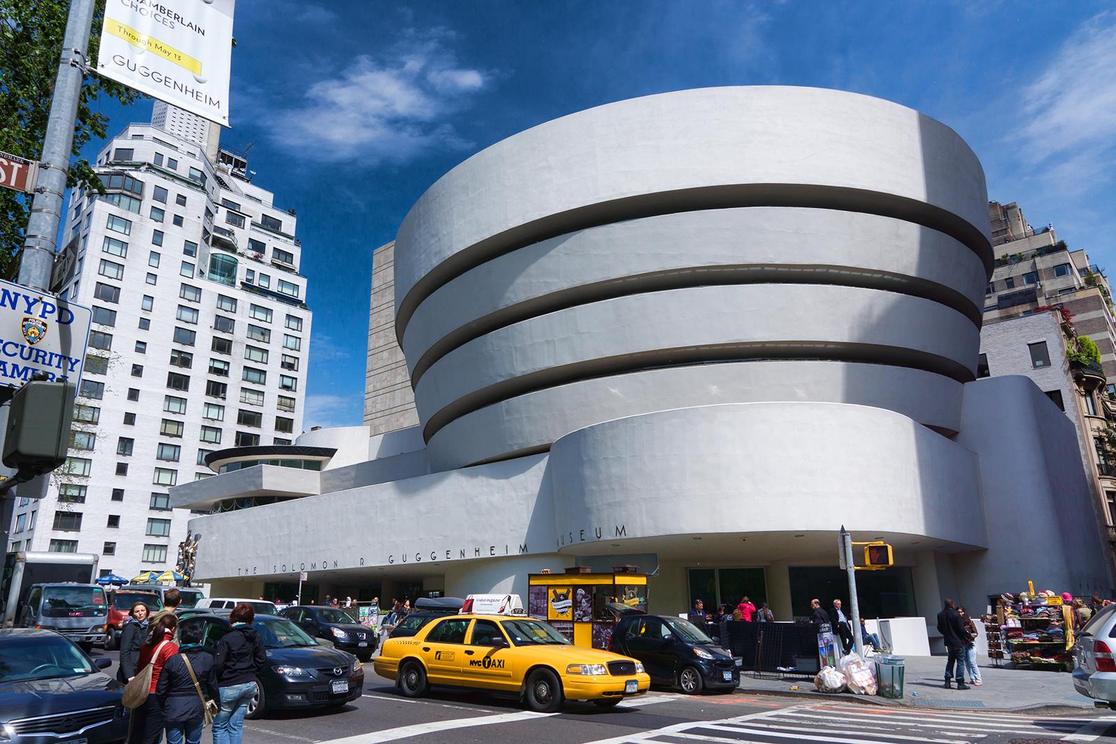 NYC's Guggenheim Museum
