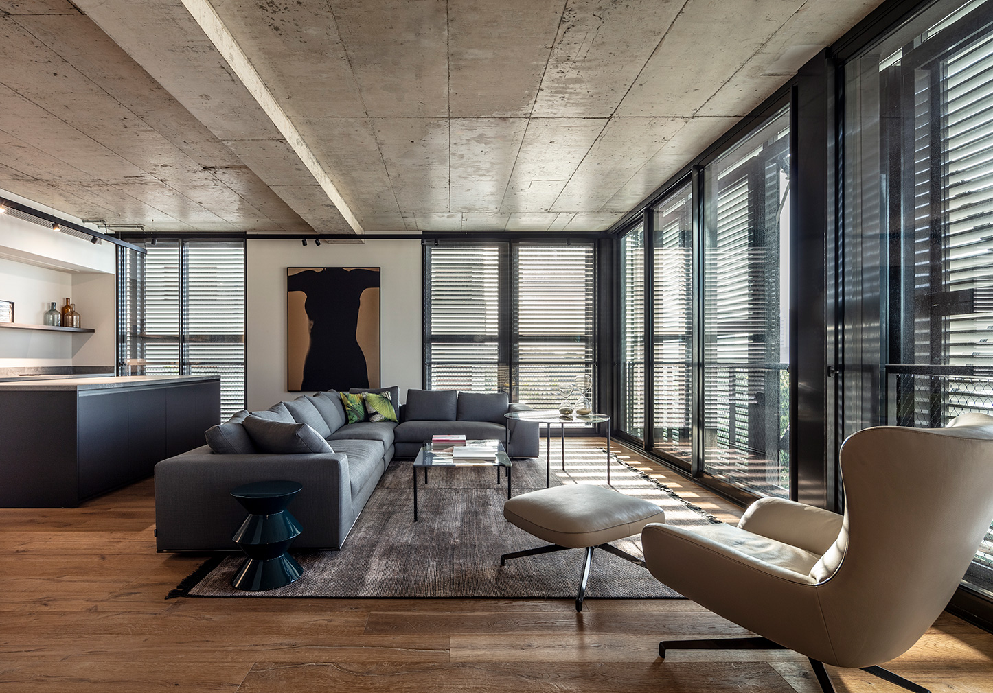 Tel Aviv hotel The Levee blends marries old and new