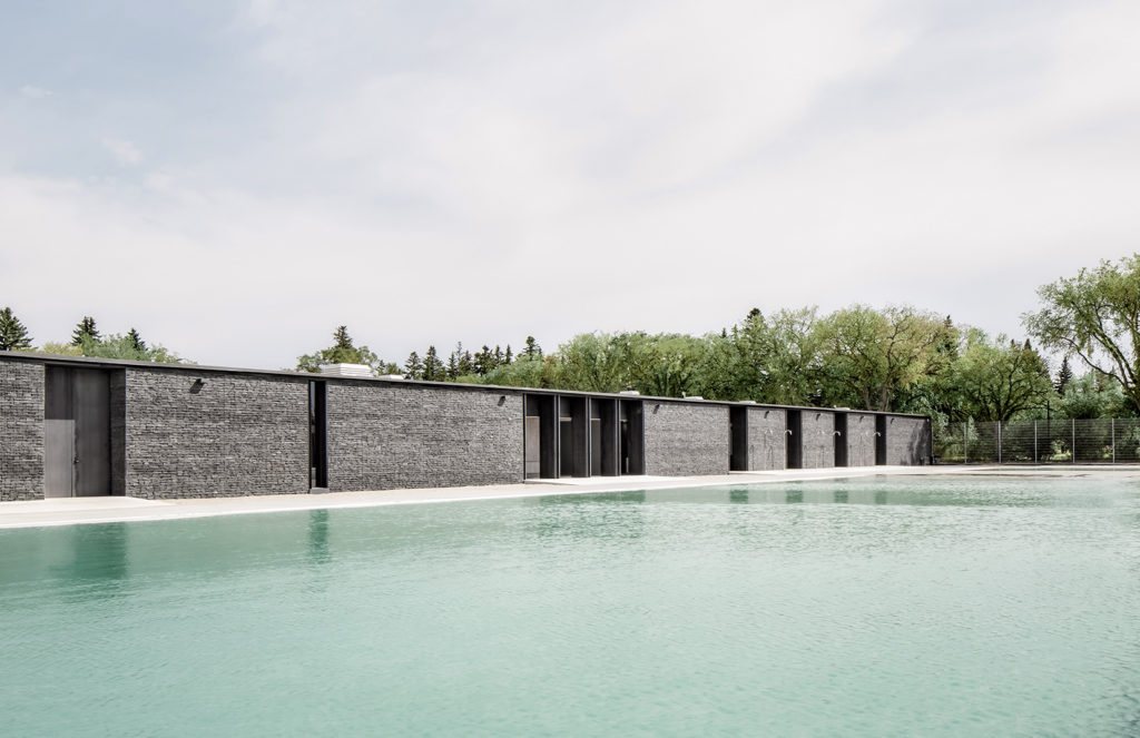 This 'living' swimming pool is a first in Canada - The Spaces
