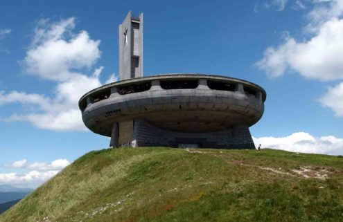 Bulgaria's abandoned Buzludzha Monument looks set for a second life