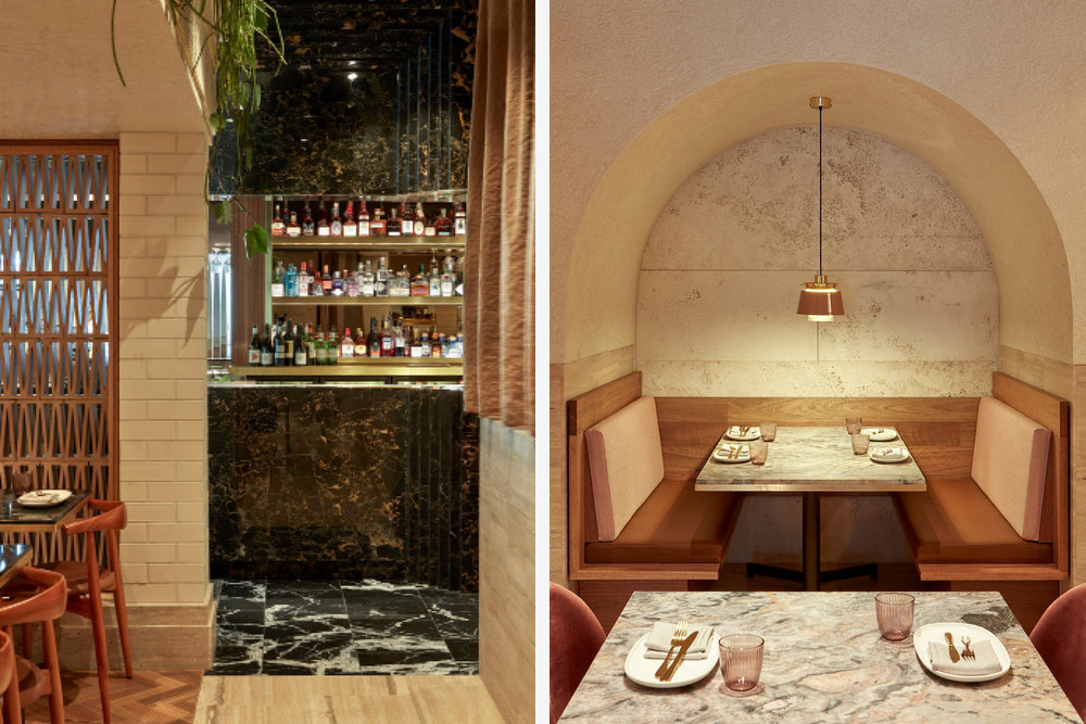 Sydney's latest rooftop restaurant is inspired by the ruins of Babylon