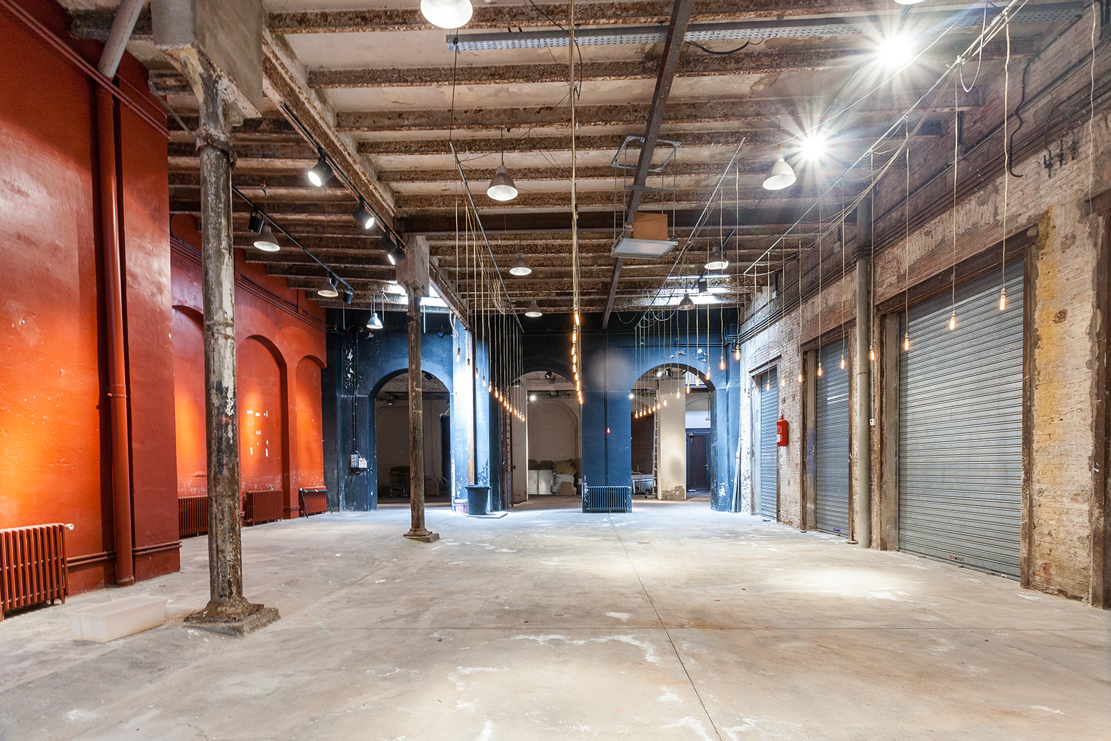 factory set for redevelopment, for sale in Barcelona