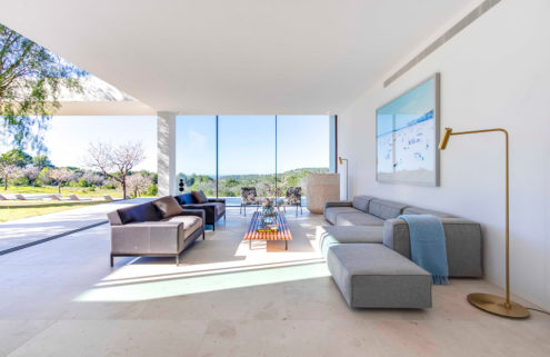 Ibizan holiday villas where you can catch the last summer rays