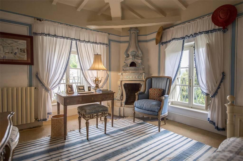 Valentino's Tuscan villa has hit the market for €12m