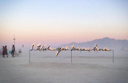 9 of Burning Man Festival's wildest artworks
