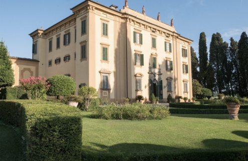 Machiavelli's former palazzo could be yours – for $60m