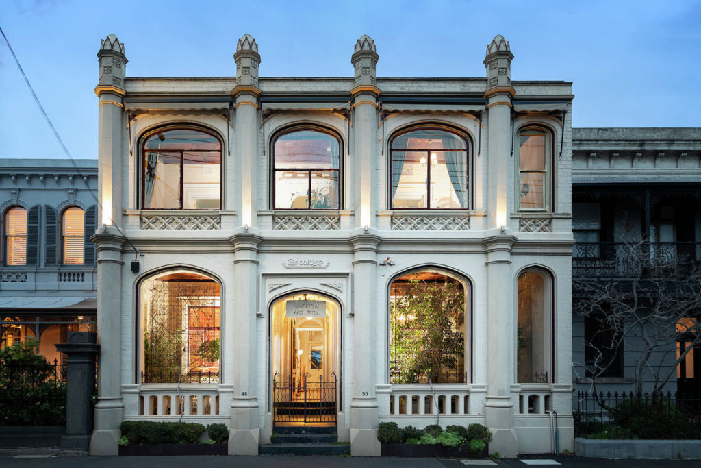 Melbourne landmark the Brooklyn Arts Hotel is for sale - The