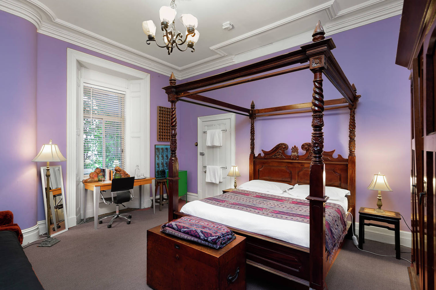 Melbourne landmark the Brooklyn Arts Hotel is for sale