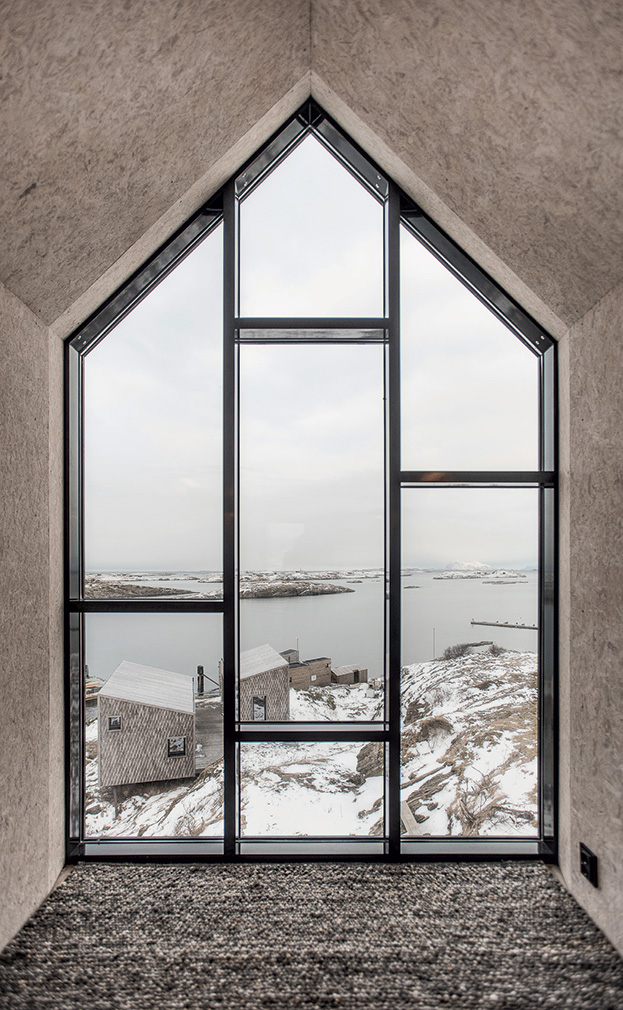 New Nordic Houses take inspiration from their dramatic surrounds - The Spaces
