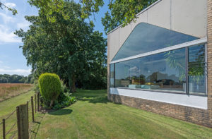 A grade-listed modernist gem by Gordon Ryder lists for £850,000 in Newcastle